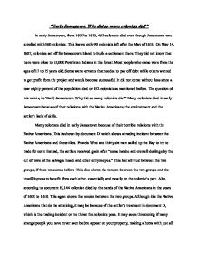 Soda Pop Essay