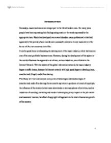 illegal music s this essay will treat and analyze main  page 1 zoom in