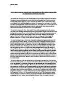 The Hours Scene Analysis Essays - image 6