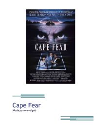 cape fear analisys essay 2018-6-8  cape fear : angels in the  fear & desire:  more film analysis currently on my 'to do' list (in no particular order - they'll probably take years to complete).