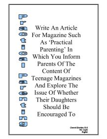 50+ Websites That Pay for Parenting Articles