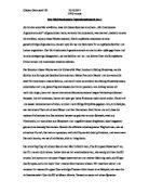 The fortune teller karel capek analysis essay