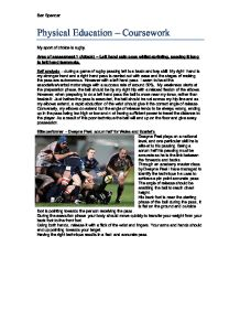 a level sports studies coursework As level sports studies coursework the tourism and hospitality buildings are of a leading standard and include modern demonstration and production kitchens, it.