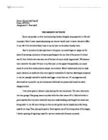vcaa sample essays english