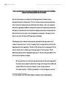 Essay Papper European Union