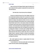 this essay is aimed to discuss the meaning of ideology and it  related as and a level political philosophy essays