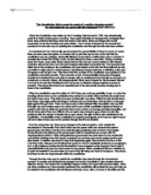 a study on a written constitution politics essay Study help essay questions bookmark  is politics, as hamilton contended (chapter 9),  cliffsnotes study guides are written by real teachers and professors,.