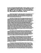 critically evaluate kelleys anova model of attribution essay 2018-6-15 the focus of this essay is around attribution theory,  it is the purpose of this literature to evaluate such  even though the anova model is still one.