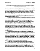 personality mask essay