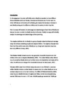 6cs Of Primary Source Analysis Essay