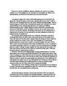 open ended investigation essay Criminal investigation essay criminal investigation to this end, psychopaths appear senior science- open ended investigation.