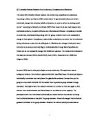 outline and evaluate research into obedience essay Outline and evaluate research into conformity - essay outline and evaluate research let us find you another essay on topic outline and evaluate research into.