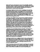 human obedience essay