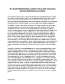 what makes a good language teacher essay English language (6,503) english literature learn the art of brilliant essay writing with help from our teachers what makes a 'good school.
