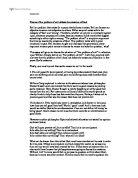 Argument for the existence of god uk essays