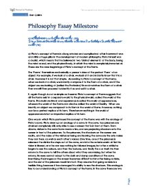 platos concept of justice essay This essay will explore why plato thinks this is the case and how his definition is different from most people's idea of justice today plato begins by saying that the ideal state must have the four traditional virtues of wisdom, courage, self-discipline and justice.