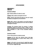 Thesis Statement For Argumentative Essay Applied Science Sample High School Essays also General Essay Topics In English Explain Transcription And Translation In Protein Synthesis  A  English Essay Topics For Students