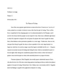 physics essay competition 2012