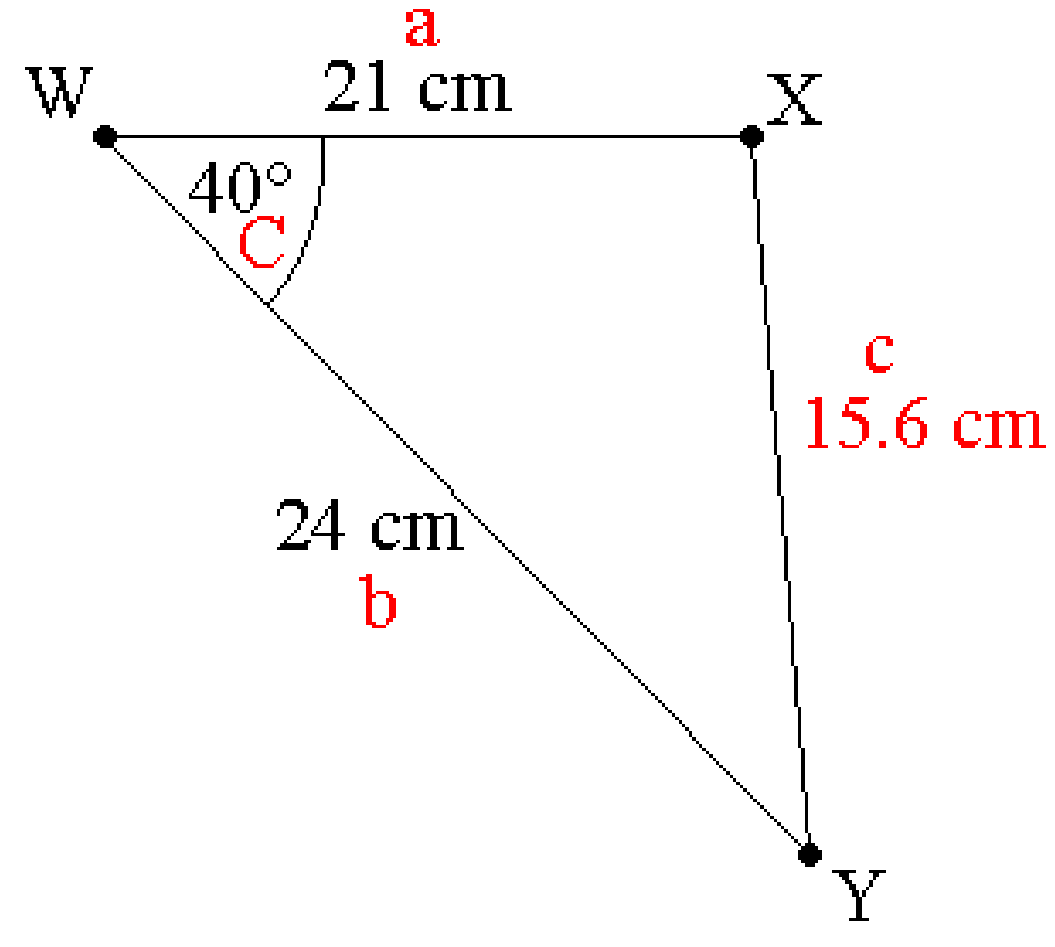Trigonometry questions and answers. - A-Level Science - Marked by ...