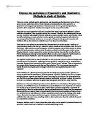 examine sociological explanations essay
