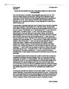 Social Inequality essay...?