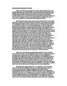 Social policy essay