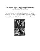 Descriptive Essay Examples About An Object The Effects Of The Nazi Political Movement On German Visual Arts Scholarship Essay Titles also 10 Page Essay Outline Claude Monet Essay  Gcse Art  Marked By Teacherscom In A Reflective Essay You Should