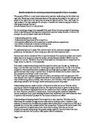 the marketing principles of fruit winder essay