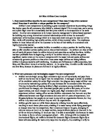 case analysis on jet blue airlines management essay Jetblue case study analysis jetblue airways corporation overview jetblue airways corporation is an american low-fare airline, which headquartered in the long island city near the new york city its main base is john f kennedy international airport.