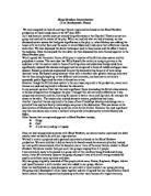 drama coursework response phase essay