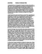 gcse drama unit one drama exploration essay