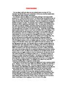 Essay on to a skylark by percy bysshe shelley