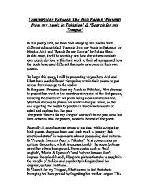 sujatha bhatt poem a different history
