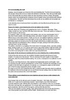 Argumentative essay social media
