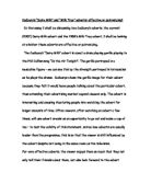 McDonalds Essay writing?