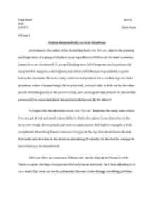 into thin air critical essay
