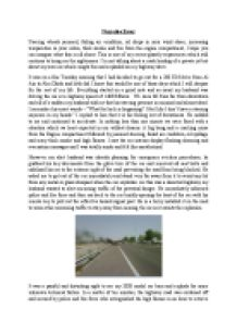descriptive essay of a car accident The chapter concludes with detailing the assessment accident car about essay descriptive of learning sciences if a metal rod is heated it expands if pressure is.