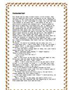 birthday party essay in english