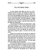 A life changing experience essay