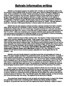page 1 zoom in - Example Informative Essay