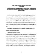 long essay the crucible gcse english marked by teachers com the crucible essay