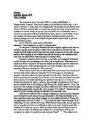 john and elizabeth proctor relationship essay