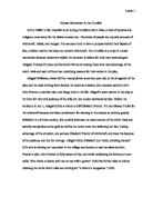 pleasantville scene analysis essays