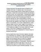 Manliness essay