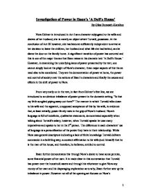 Coconut Tree Of Life Essay