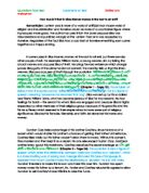Silas marner analysis essay