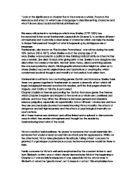 English Essay  Gcse English  Marked By Teacherscom Frankenstein Essay Cheapness Business Plan also Synthesis Essay  Examples Of A Thesis Statement For An Essay