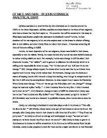 Sample High School Essays Page  Zoom In High School Memories Essay also Apa Format For Essay Paper Of Mice  Men Essay  Gcse English  Marked By Teacherscom Persuasive Essay Topics High School