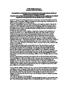 Introduction paragraph scarlet letter essay