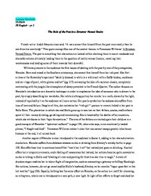 Effects of vandalism essay